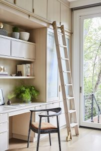 Interior Home Work Space Design Hoboken, NJ