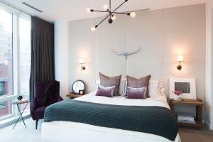 Luxury Bedroom Design Manhattan, NY
