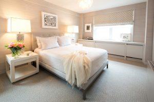 Luxury Bedroom Decoration Manhattan, NY