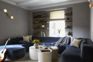 Interior Design Living Room Manhattan, NY