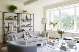 Luxury Interior Living Room Design Manhattan, NY