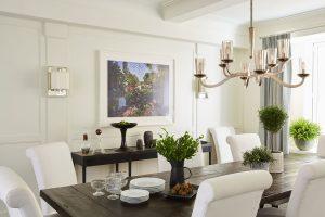 Luxury Dining Room Design Manhattan, NY