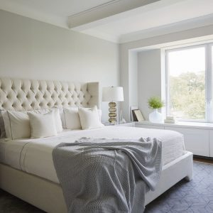 Modern Bedroom Design Manhattan, NY