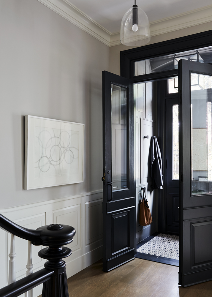 Garden street spec house 2 j patryce design company for Www home interior