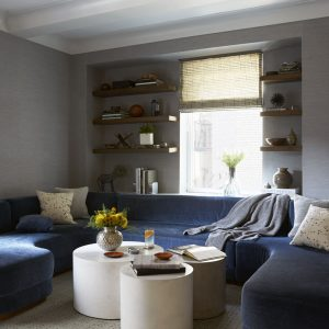 Interior Design Living Room Manhattan, NY