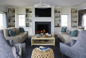 Beach Home Interior Design Mantoloking, NJ