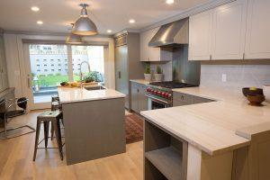 Luxury Residential Kitchen Design Hoboken, NJ