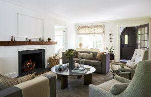 Interior Living Room Design Westchester, NY