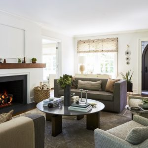 Interior Living Room Design Westchester, NY