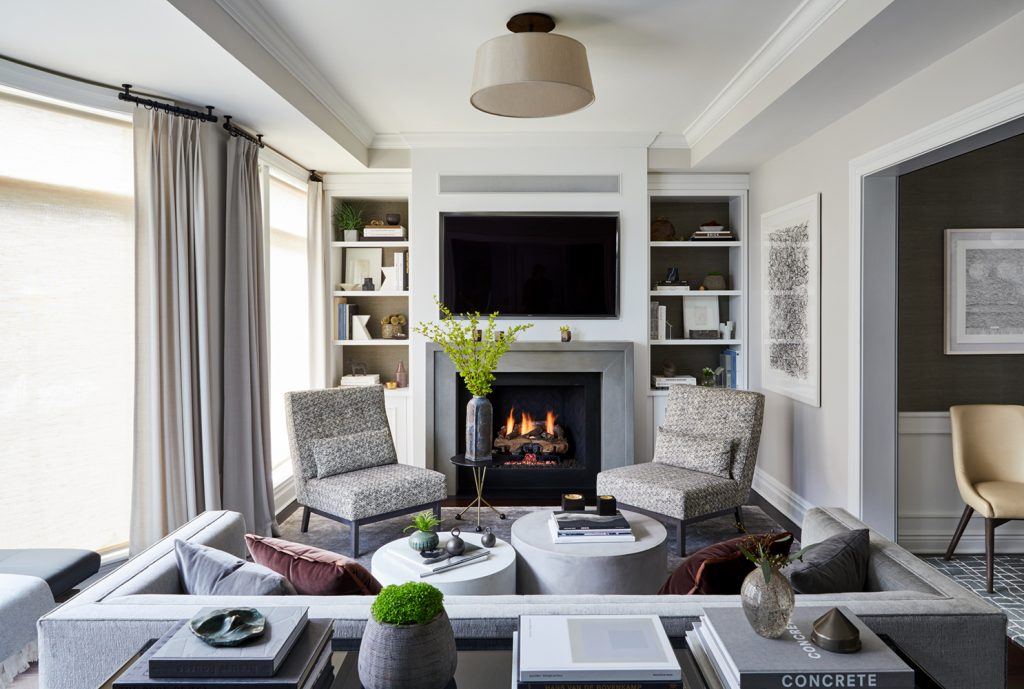 Luxury Home Interior Design Larchmont Nj