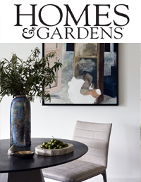 J. Patryce Design on Homes & Gardens