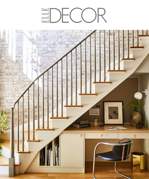 J. Patryce Design Elle Decor, March 2020