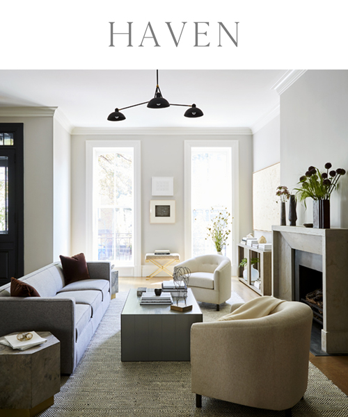 J. Patryce Design: The Haven List, December 2020