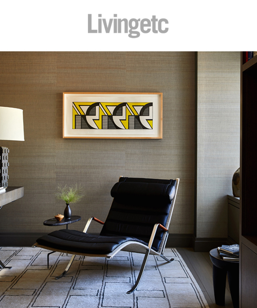 J. Patryce Design: Living Etc, May 2020